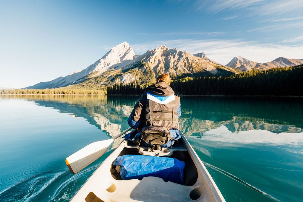 JASPER MALIGNE LAKE CRUISE BOAT RENTAL