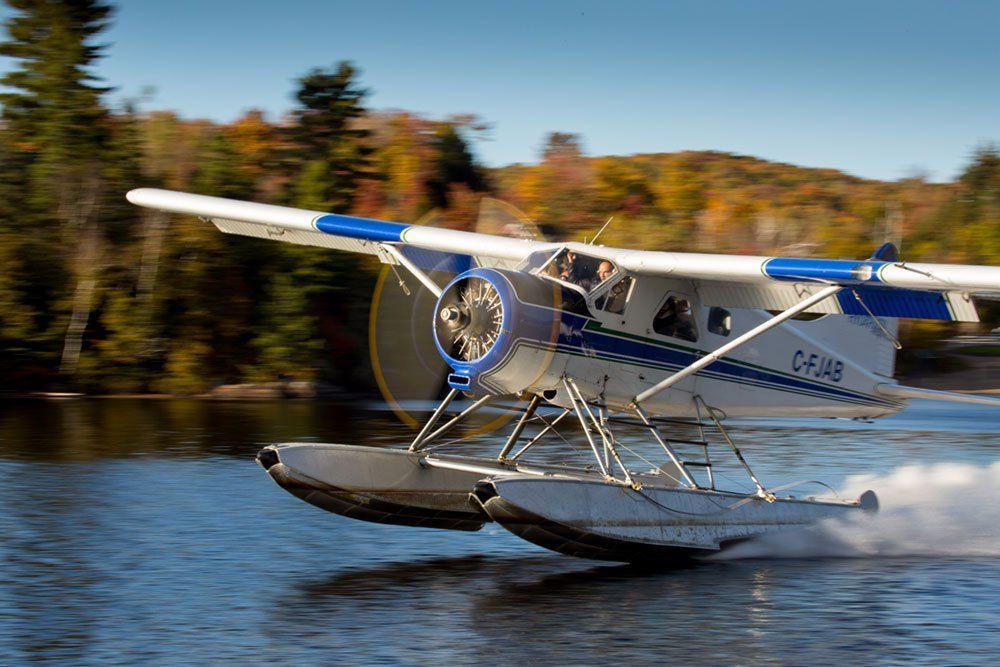 le maurice hidroavion