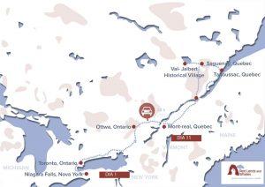 mapa ruta_viajes_usa_territorio_wendake