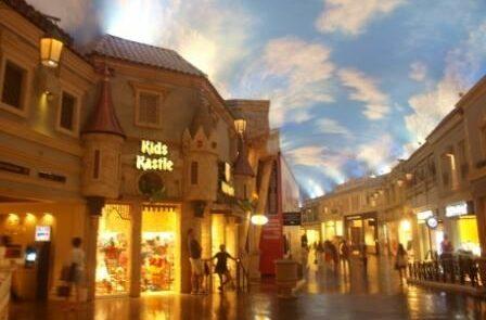Centro Comercial Hotel Venetian
