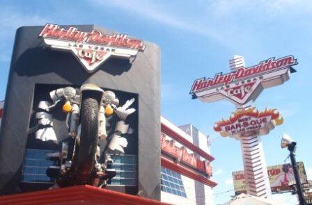 Extravagancia en Las Vegas