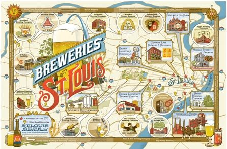 BREWERY ST LOUIS
