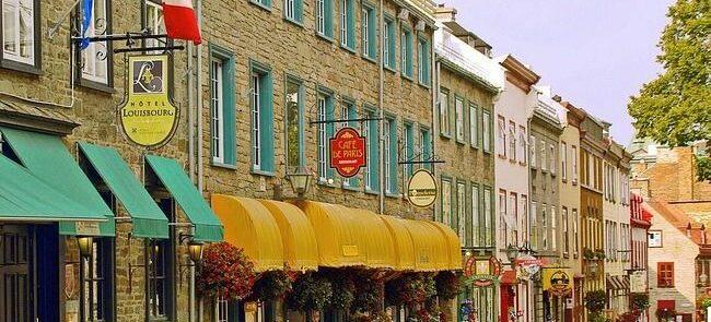 Quebec Streets 650x500
