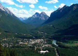 viaje a Banff