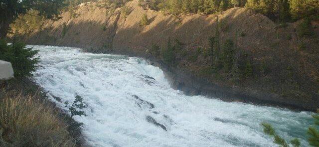 Banff Falls