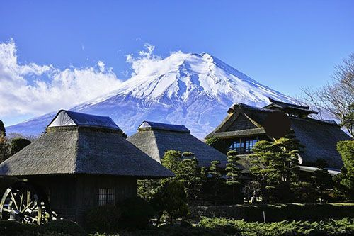viaje al monte Fuji