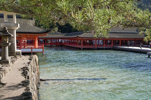 visita a miyajima