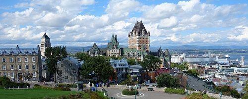 Castillo Quebec 1
