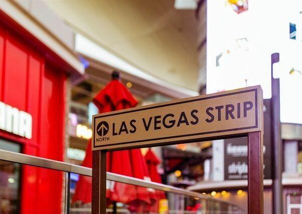 Hoteles en la strip de Las Vegas