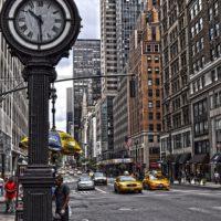 Reloj NYC