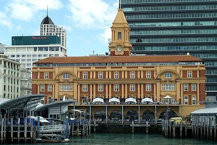 Auckland Ferry 1