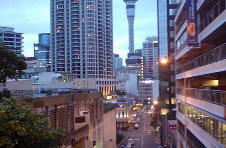 Auckland Street NZ