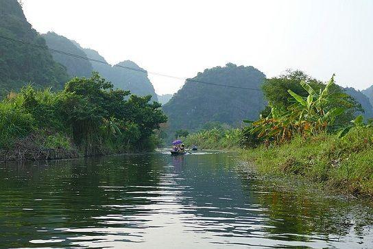 Ham Coc Barco - Vietnam