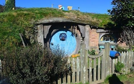 New Zealand The Hobbit The Rings The Hobby