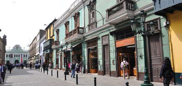 Jr. Carabya - Lima