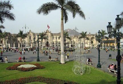 Lima Governor Palace