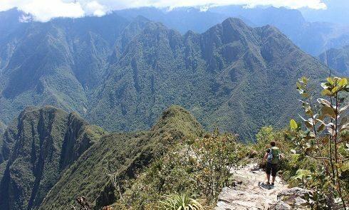 Machupicchu Peru Montana Machu Picchu Landmark