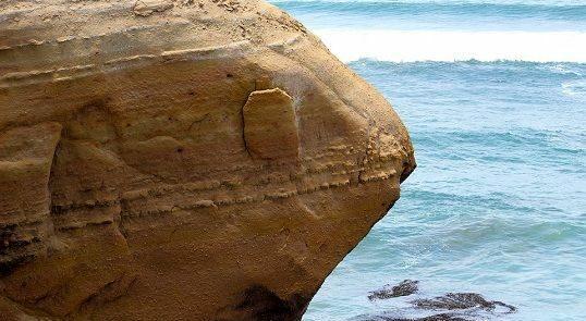 Peru Summer Costa Sea Sand Sky Rock Beach Stone