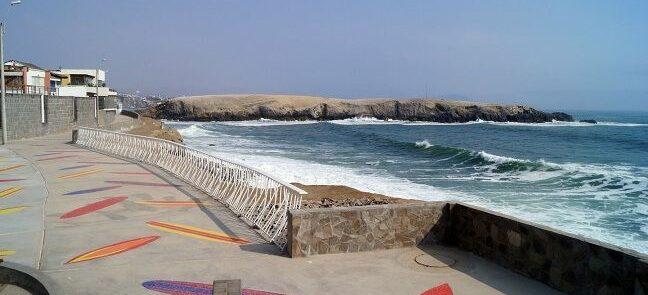 Playa Punta Hermosa Lima
