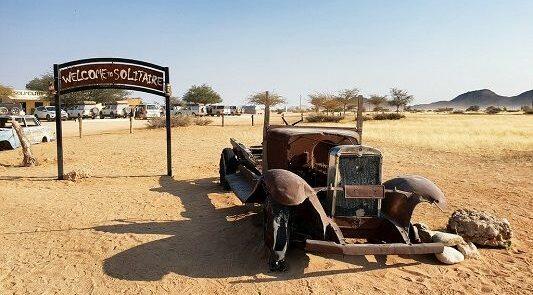 VIAJE NAMIBIA 11 DÍAS