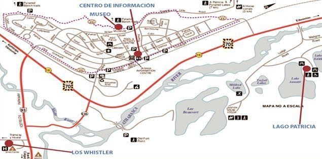 Jasper city map