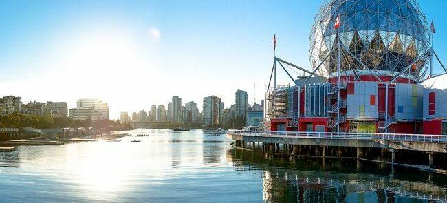 viaje a Vancouver