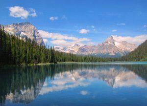 viaje a Banff a conocer al yoyo national Park