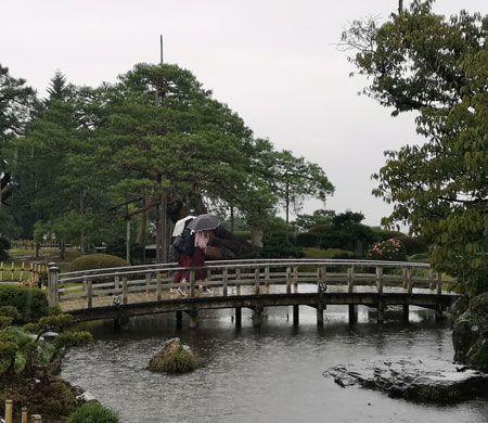 Jardines de Kanazawa