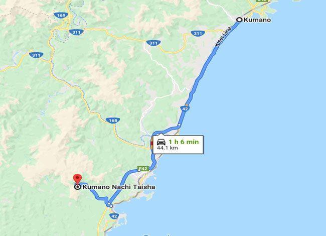 Camino de kumano