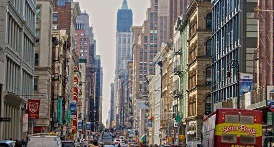 viaje a new York y niagara