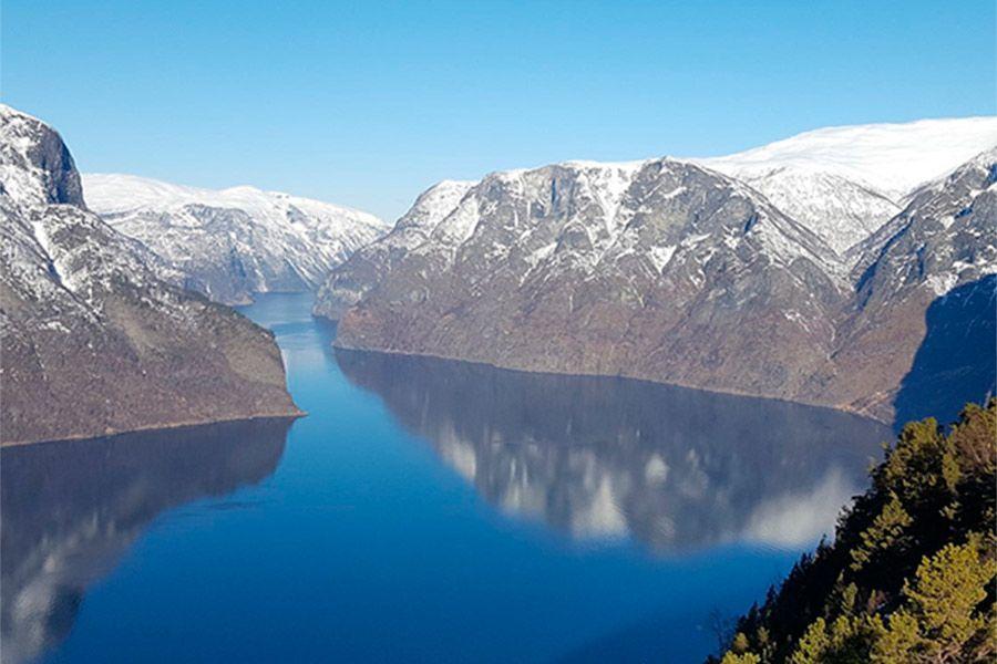 Viaje Noruega Fiordo
