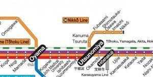 jr nikko line