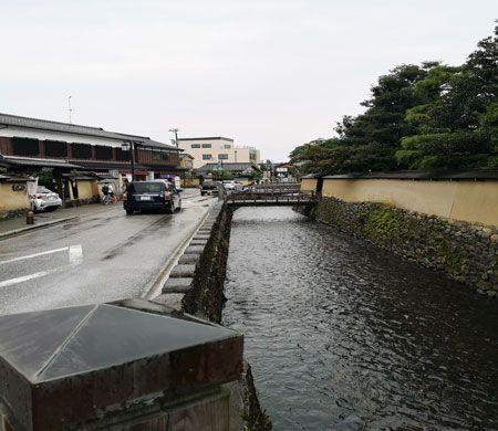 samurais en kanazawa