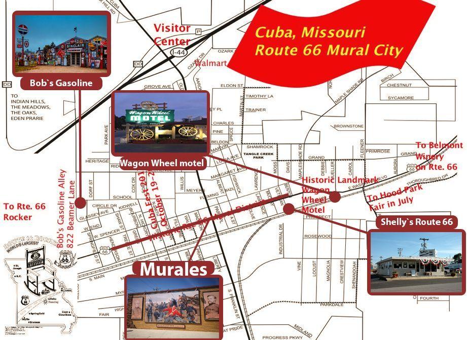 Recorrido St Louis a Joplin