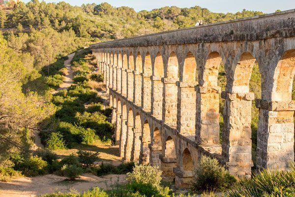 Contrastes Cataluña área central sur